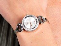 srebrny Zegarek DKNY Bransoleta NY2861 - duże 6