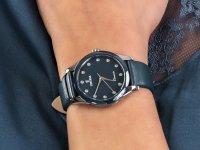 srebrny Zegarek Festina Ceramic F20473-2 - duże 6