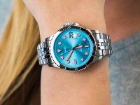 srebrny Zegarek Fossil FB-01 ES4742 - duże 6
