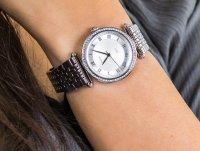 srebrny Zegarek Fossil Lyric ES4712 - duże 6