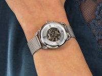 srebrny Zegarek Fossil Tailor ME3166 - duże 6