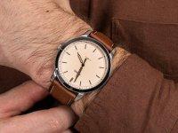 Fossil FS5619 THE MINIMALIST 3H zegarek klasyczny The Minimalist
