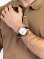 srebrny Zegarek Ingersoll The Grafton I00602 - duże 5