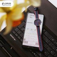srebrny Zegarek Lorus Fashion RG219RX9 - duże 9