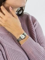 srebrny Zegarek Lorus Fashion RRS53RX9 - duże 5