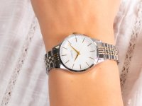 srebrny Zegarek Lorus Klasyczne RG209PX9 - duże 6