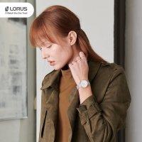 srebrny Zegarek Lorus Klasyczne RG209QX9 - duże 9