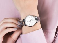 srebrny Zegarek Lorus Klasyczne RG221QX9 - duże 6