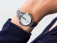 srebrny Zegarek Lorus Klasyczne RG227NX9 - duże 6