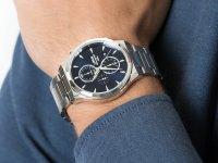 srebrny Zegarek Lorus Klasyczne RM397EX9 - duże 6