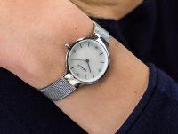 Obaku Denmark V241LXCWMC VIKKE - STEEL zegarek klasyczny Slim
