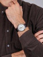 Orient FAC00008W0 męski zegarek Classic pasek
