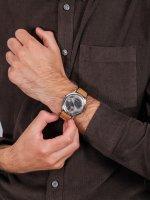 Orient FAC08003A0 męski zegarek Classic pasek