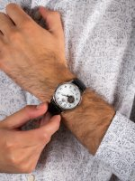 Orient RA-AG0009S10B męski zegarek Classic pasek
