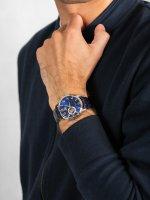 Orient RA-AG0011L10B męski zegarek Classic pasek