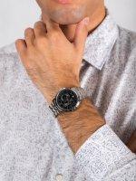 Orient FET0P002B0 męski zegarek Contemporary bransoleta