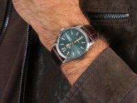 srebrny Zegarek Orient Contemporary RA-AA0C06E19B - duże 6