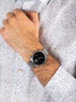 Orient RA-AX0003B0HB męski zegarek Contemporary bransoleta
