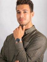 srebrny Zegarek Orient Sports RA-AA0004E19B - duże 4