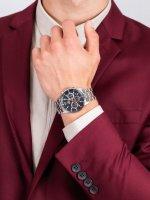 zegarek Orient RA-KV0001B10B męski z chronograf Sports