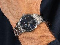 srebrny Zegarek Orient Star Classic RE-AW0002L00B - duże 6