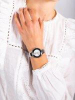 srebrny Zegarek Pierre Ricaud Bransoleta P21026.5173Q - duże 5