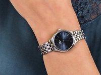 srebrny Zegarek Pierre Ricaud Bransoleta P21030.5115Q - duże 6