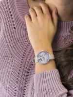 srebrny Zegarek Pierre Ricaud Pasek P21067.5L0LQ - duże 5