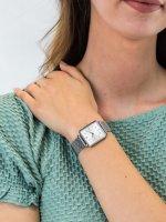 srebrny Zegarek Rosefield Boxy QWSS-Q02 - duże 5