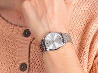 srebrny Zegarek Rosefield The Ace ACSS-A04 - duże 6