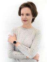 srebrny Zegarek Rubicon Smartwatch RNAE36SIBW05AX - duże 4