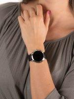 srebrny Zegarek Rubicon Smartwatch RNAE36SIBX05AX - duże 5