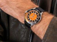 srebrny Zegarek Timex Allied TW2U10700 - duże 6
