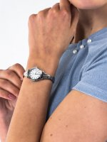 srebrny Zegarek Timex Fashion TW2R98700 - duże 5