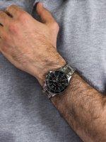 srebrny Zegarek Timex Harborside TW2U13100 - duże 5