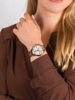 Timex TW2P93800 damski zegarek Kaleidoscope bransoleta
