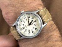 srebrny Zegarek Timex MK1 TW2R68000 - duże 6
