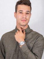 srebrny Zegarek Timex MK1 TW2R81300 - duże 4