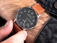srebrny Zegarek Timex Waterbury TW2P95800 - duże 6