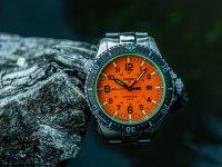 zegarek Traser TS-109381 srebrny P67 SuperSub