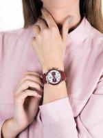 zegarek Vostok Europe VK64-515E567 Undine Chrono damski z chronograf Undine