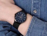Strand S701GDBLMB męski zegarek Smartwatch bransoleta