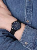 Strand S701GDBLMB zegarek klasyczny Smartwatch