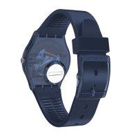 Swatch GN269 zegarek niebieski klasyczny Originals pasek