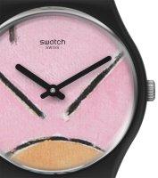 Swatch GZ350 Originals zegarek damski klasyczny akrylowe
