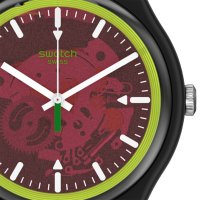 Swatch SO29B102-5300 zegarek klasyczny Originals New Gent