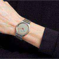 Swatch SS07S113GG Skin zegarek męski klasyczny akrylowe