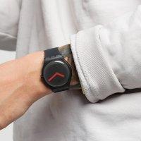 Swatch SUOB183 Originals fashion/modowy zegarek czarny