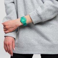 Swatch SUOG119 zegarek czarny fashion/modowy Originals pasek