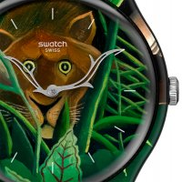Swatch SUOZ333 Originals zegarek męski klasyczny akrylowe